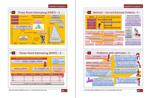 apmp4p2p handbook - APM PMQ For PRINCE2 Practitioners
