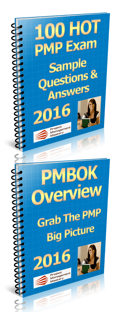 pmp freebies2 - PMP Bundle -  PMP and Microsoft Project