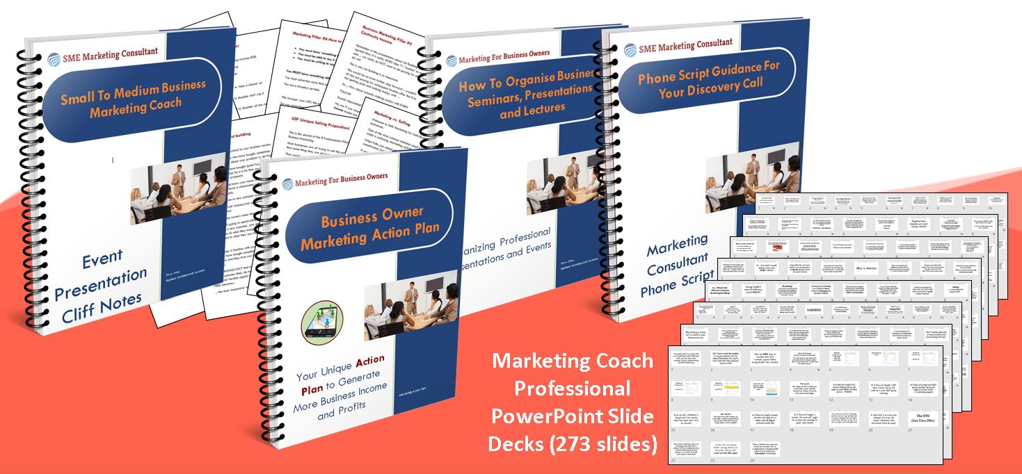 Marketing Consultant Master Image