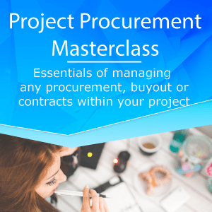 Project Procurement Masterclass