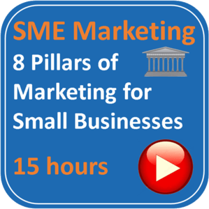 Marketing for SME and Small Businesses