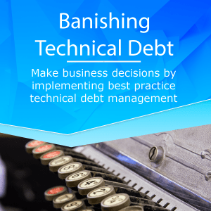 Technical Debt Masterclass technical debt