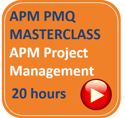 APM PMQ Masterclass