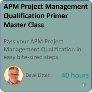 apm primer 300x300 - APM PMQ PRIMER - Project Management Qualification
