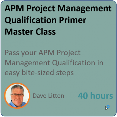 APM PMQ PRIMER - Project Management Masterclass
