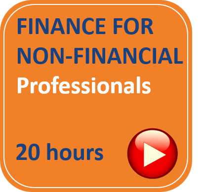 Finance for Non-Financial Professionals Finance