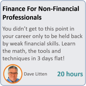 finance primer 300x300 - Finance for Non Financial Professionals