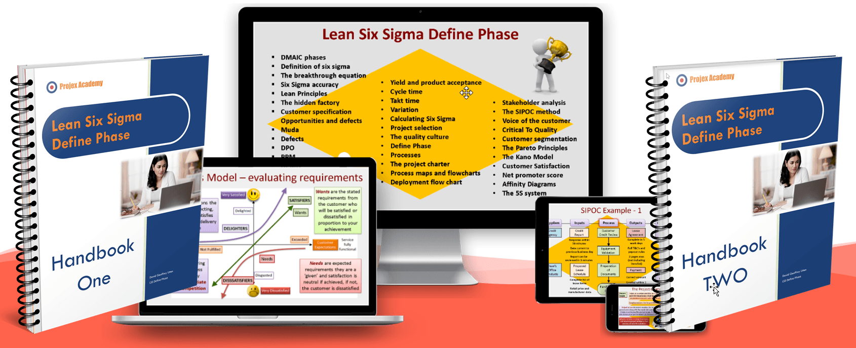 lean six sigma define phase - product master