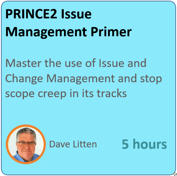 prince2 issue management 600x598 - PRINCE2 - Issue Management