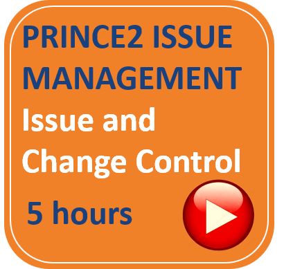 prince2 issue management
