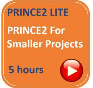 PRINCE2 LITE Managing Small Projects with PRINCE2 PRINCE2