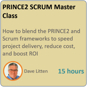 prince2 scrum 300x300 - PRINCE2 SCRUM Masterclass
