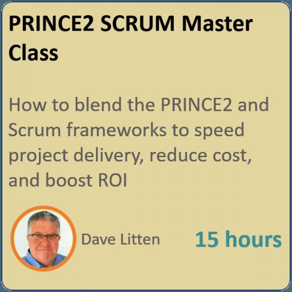prince2 scrum 600x600 - PRINCE2 Scrum Primer
