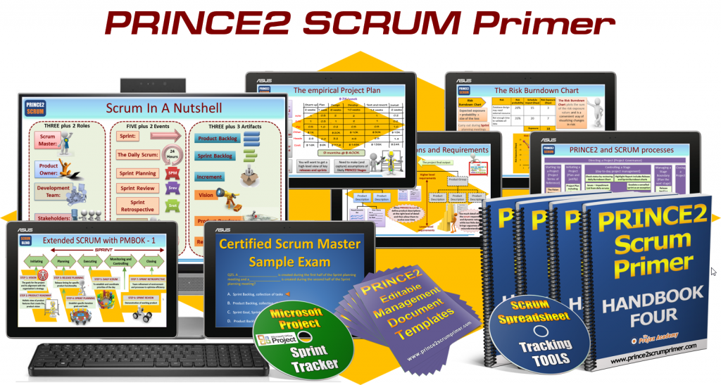 prince2 scrum extended master product 1 1024x547 - PRINCE2 Scrum Primer