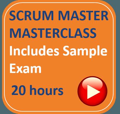 scrum master class
