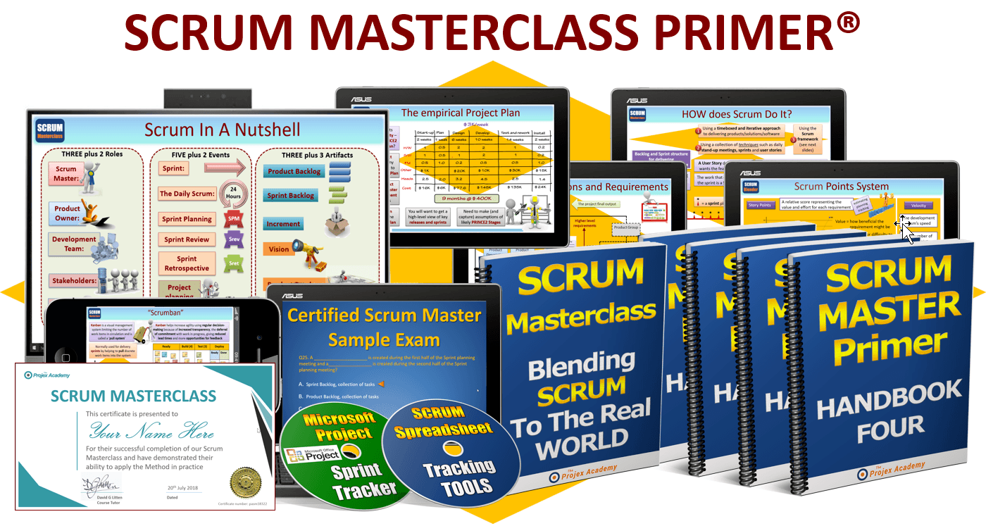 Scrum Master Online Training