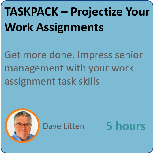 taskpack projectize your work assignments academy  taskpack projectize your work assignments